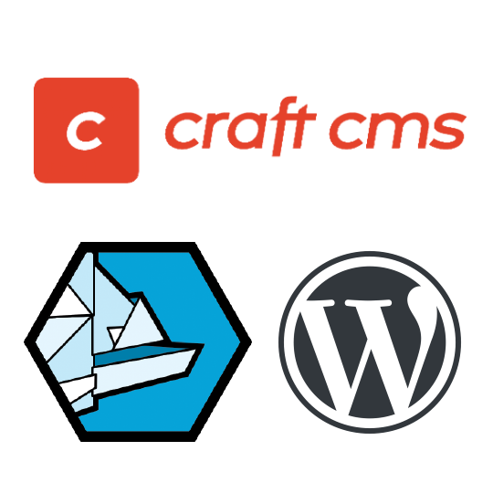 Craft CMS / Piranha CMS / WordPress